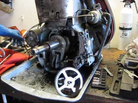 Intek engine work part 1 - Compression release repair