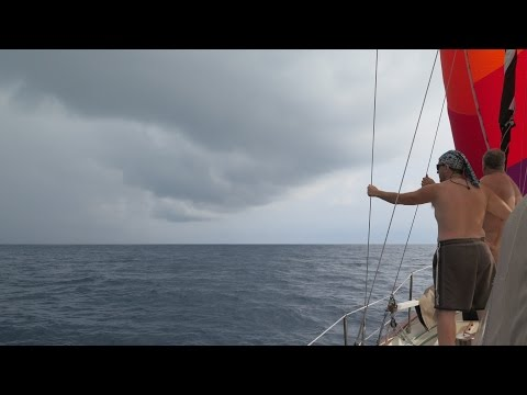 Pirates & Spinnakers: (episode 3) Sailing Galapagos from Mexico sailboat Maiatla