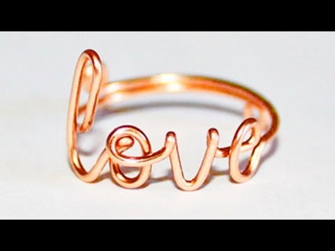"DIY: 3 ""Love Ring"" Styles"