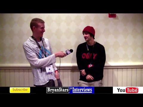 Dave Days Interview Featuring Nash Grier, Sam Pepper & DeeFizzy 2014