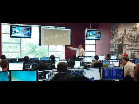 Forex live day trading room