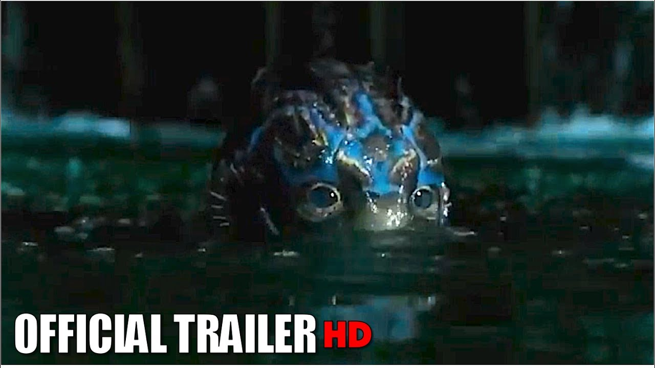 The Shape Of Water Movie Trailer 2017 Hd Movie Tickets Giveaway Youtube