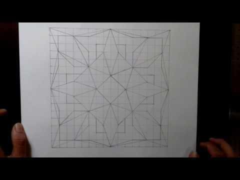 Cara Membuat Gambar Simetris