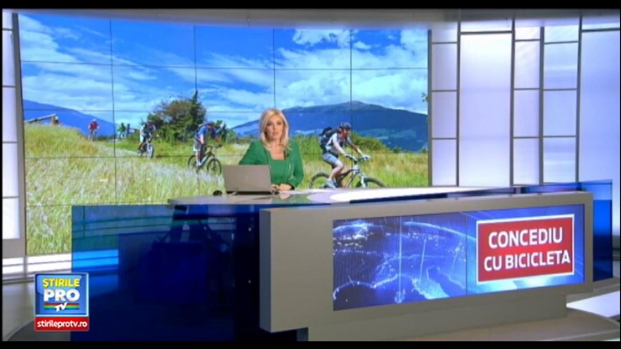 Concediu pe două roți - reportaj ProTV la Urlați