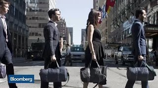 Wall Street's Status Symbol: Must Have 'Deal Bags'