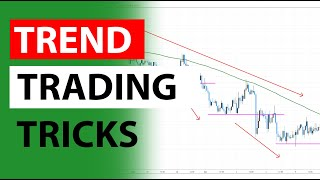 Trend Trading Strategies \u0026 Tricks