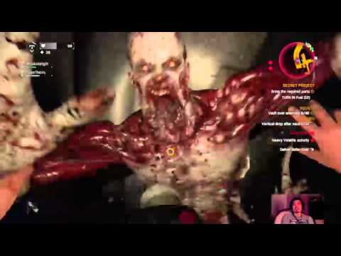 Hive Dive with the Guys in Dying Light 'The Following' DLC |