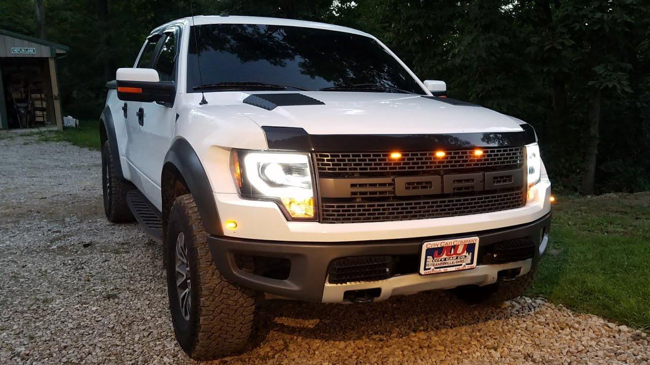 2009 - 2014 Ford F150 Raptor Spyder HID Projector Headlight ...