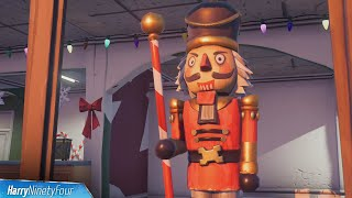 Destroy Nutcracker Statues All Locations - Fortnite