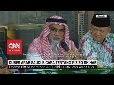 Dubes Arab Saudi: