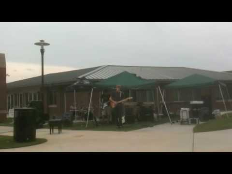 "Fletcher Austin Sings ""Belief"" at WebbFest"