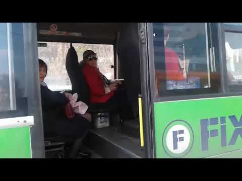 В Ростове водитель маршрутки отказался везти пожилую женщину