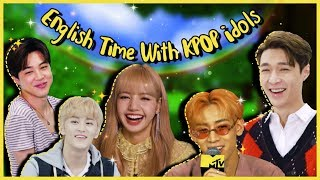 KPOP ENGLISH TIME   Try Not To Laugh Challenge