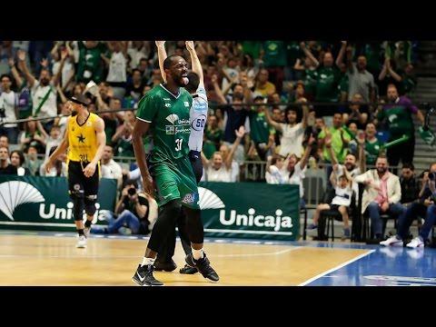 Eyenga pone Málaga a sus pies