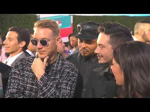 J Balvin, MØ y Major Lazer - Latin Grammy (2015)