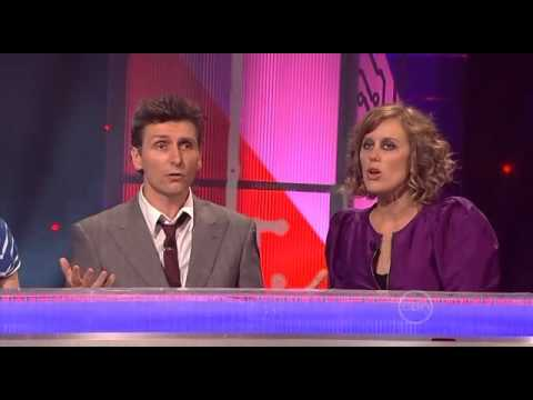 Good News Week 2010.04.19 S08E09   Melbourne Int'l Comedy Fest