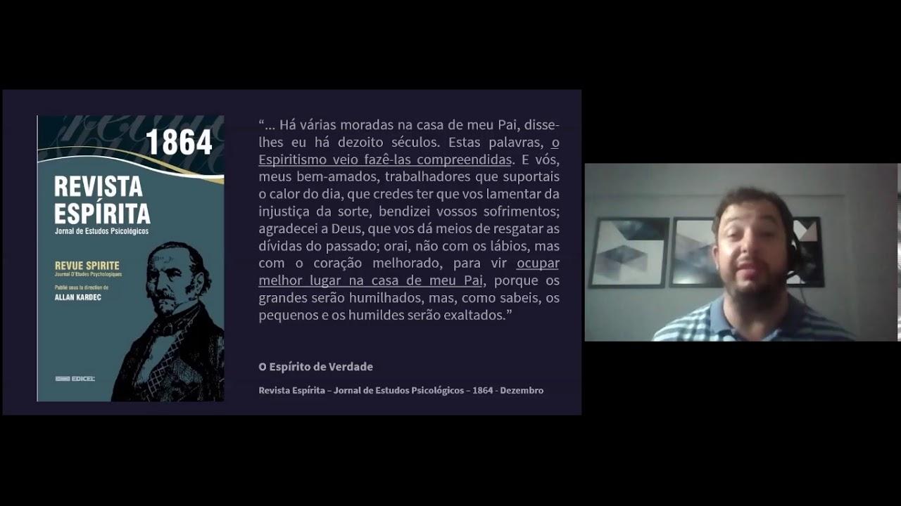 Palestra de Ricardo Neumann