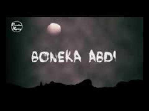 Lagu danur the movie indonesia (lirik)