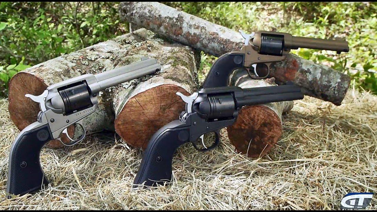 Ruger's  300 PRC RPR Magnum, Wrangler Revolvers: NRA 2019 | Gun Talk LIVE
