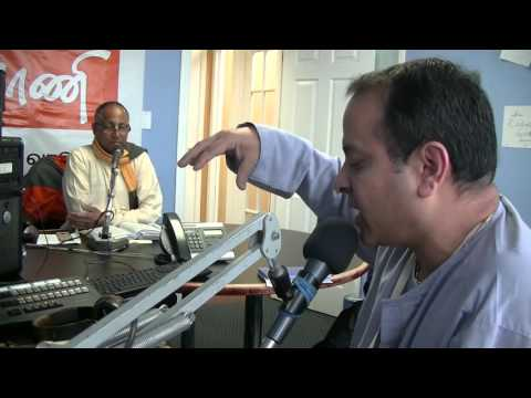 ISKCON Scarborough- Live Tamil Radio - Bhagavad Gita - 9.29