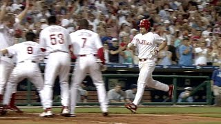 MIL@PHI: Bell hits walk-off home run to beat Brewers