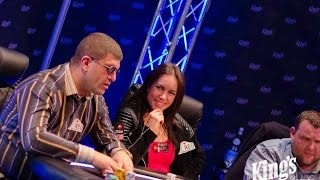 CASH KINGS E41 - EN - NLH 25/50 - Special with Liv Boeree, Leon and Igor Kruganov