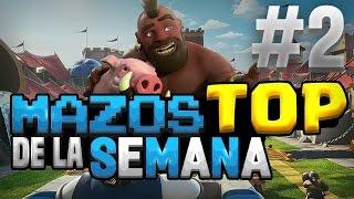 MAZOS TOP de la SEMANA #2