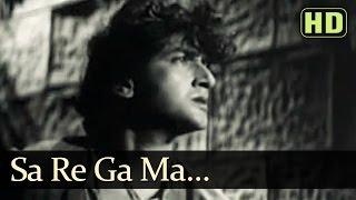 Sa Re Ga Ma (HD) - Baiju Bawra Songs - Meena Kumari - Bharat Bhushan - Naushad Hits