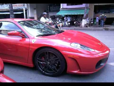 Ferrari f430 in viet nam