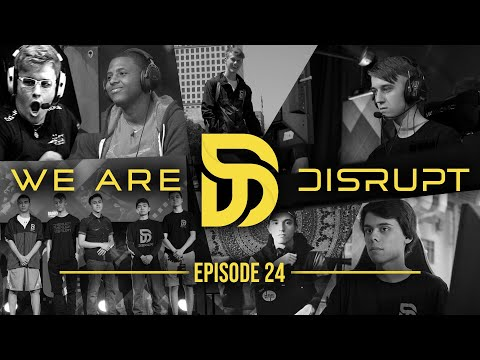 We are Disrupt EP 24
