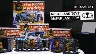 In Stores Now: Five Nights at Freddy's Construction Set!