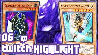 gearfried deck the failing duelist   yugioh duel links mobile w shadypenguinn