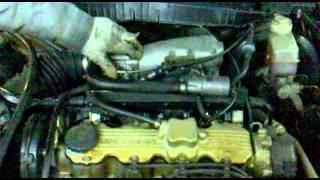 Motor de Opel Vectra 2.0 (1992)