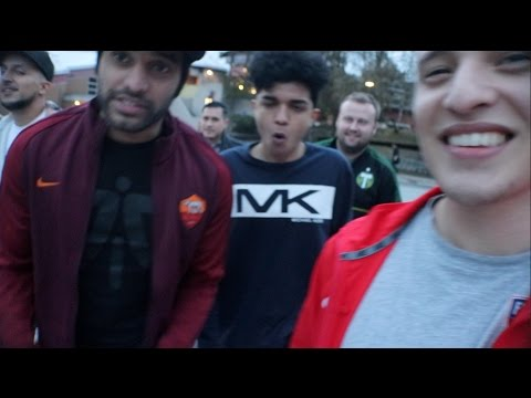 VANCOUVER FUT CHAMPIONS REGIONALS VLOG DAY 1
