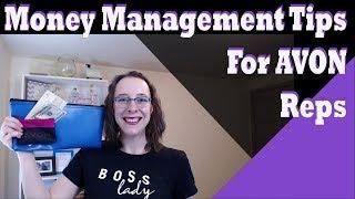 Money Management Tips for Avon Reps