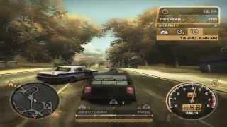 Скачать Прохождение Need For Speed Most Wanted Русские машины Часть 1