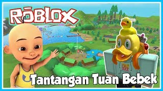 UPIN is challenged by DONAL, UPIN in ACTION!! -ROBLOX UPIN IPIN