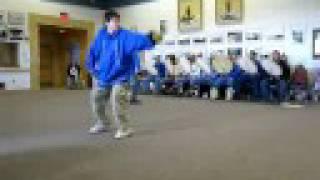 Inupiat Native Dance (II)
