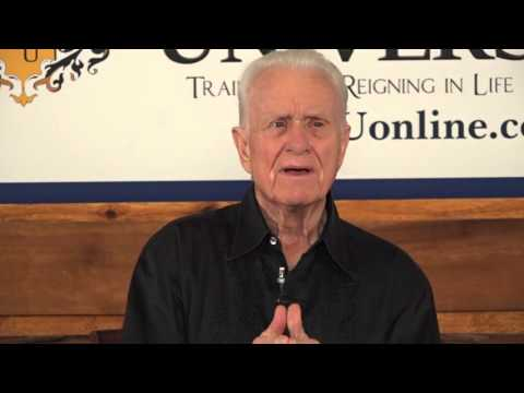 "Dr. Jack Taylor - Kingdom Life University - Course ""Kingdom Cosmic Initiatives"""