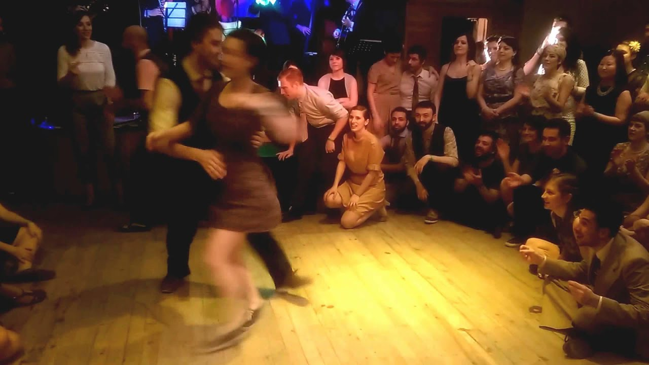 Crossover Istanbul 2015 - Saturday Night Jam with Hornsgatan Ramblers