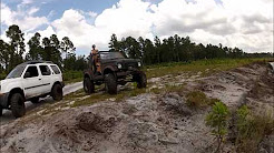 Off roading in Jacksonville FL