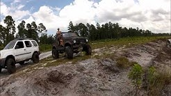Off roading in Jacksonville FL