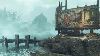 Fallout 4 Far Harbor Новая Броня Новое Оружие Новые Монстры Трейлер