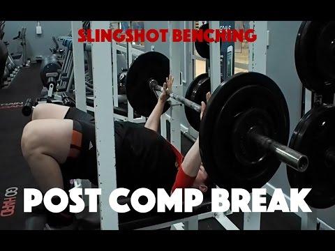 Post Comp Break || Slingshot Bench and how to program