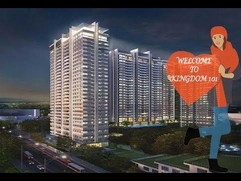 Dự án căn hộ Kingdom 101-Can ho cao cap Kingdom 101
