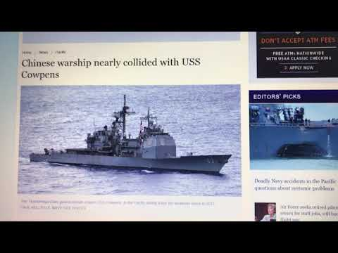 !7TH FLEET UNDER ATTACK?! Too MANY COINCIDENCES!!
