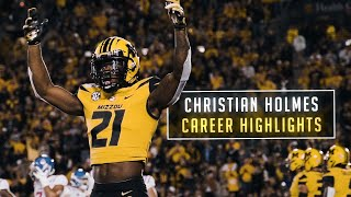 Christian Holmes Mizzou Career Highlights || 2021 NFL Draft Prospect