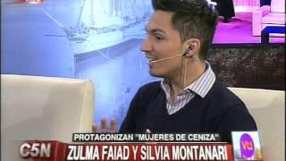 C5N - VIVA LA TARDE: LA VISITA DE ZULMA FAIAD Y SILVIA MONTANARI (PARTE 1)