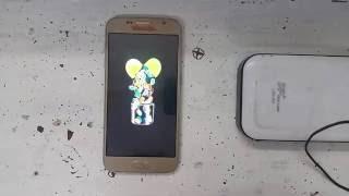 How Hard Reset Samsung Galaxy S7 Clone Format lock