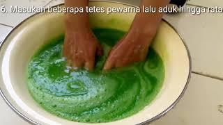 Tutorial Membuat Sabun Cuci Piring Cair #gampangbangeet